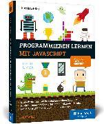 Cover-Bild zu Programmieren lernen mit JavaScript von Elter, Stephan