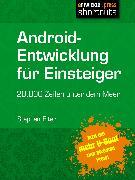 Cover-Bild zu Android-Entwicklung für Einsteiger - 20.000 Zeilen unter dem Meer (eBook) von Elter, Stephan