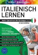 Cover-Bild zu Arbeitsbuch zu Italienisch lernen Einsteiger 1+2 von Birkenbihl, Vera F.