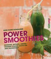 Cover-Bild zu Donhauser, Rose Marie: Power-Smoothies