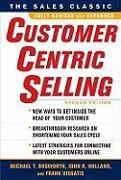 Cover-Bild zu Bosworth, Michael: CustomerCentric Selling, Second Edition