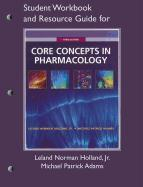 Cover-Bild zu Holland, Norman: Student Workbook and Resource Guide for Core Concepts in Pharmacology
