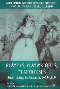 Cover-Bild zu Holland, Peter: Players, Playwrights, Playhouses (eBook)