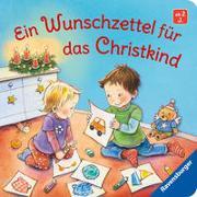 Cover-Bild zu Lipan, Sabine: Ein Wunschzettel für das Christkind