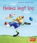 Cover-Bild zu Palanza, Dorothy: MAXI Helma legt los