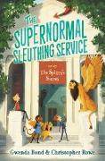 Cover-Bild zu Bond, Gwenda: The Supernormal Sleuthing Service #2: The Sphinx's Secret
