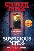 Cover-Bild zu Bond, Gwenda: Stranger Things: Suspicious Minds