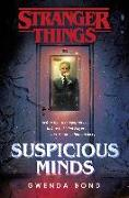 Cover-Bild zu Bond, Gwenda: Stranger Things: Suspicious Minds (eBook)