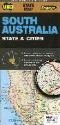 Cover-Bild zu South Australia - State & Cities 1 : 1 900 000. 1:1'900'000