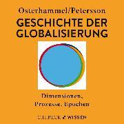 Cover-Bild zu eBook Geschichte der Globalisierung