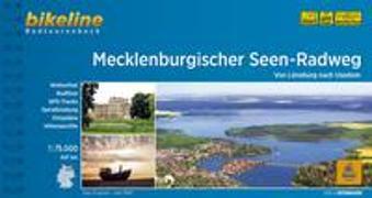 Cover-Bild zu Esterbauer Verlag (Hrsg.): Mecklenburgischer Seen-Radweg
