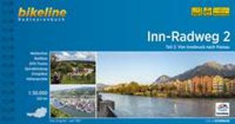 Cover-Bild zu Esterbauer Verlag (Hrsg.): Inn-Radweg / Inn-Radweg 2. 1:50'000