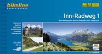 Cover-Bild zu Esterbauer Verlag (Hrsg.): Inn-Radweg / Inn-Radweg 1. 1:50'000