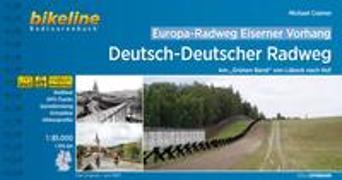 Cover-Bild zu Cramer, Michael: Europa-Radweg Eiserner Vorhang / Europa-Radweg Eiserner Vorhang Deutsch-Deutscher Radweg