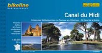 Cover-Bild zu Esterbauer Verlag (Hrsg.): Canal du Midi. 1:50'000