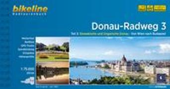 Cover-Bild zu Esterbauer Verlag (Hrsg.): Donauradweg / Donau-Radweg Teil 3. 1:75'000
