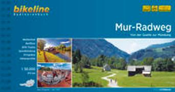 Cover-Bild zu Esterbauer Verlag (Hrsg.): Mur-Radweg. 1:50'000