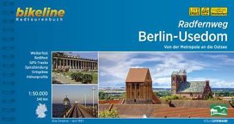 Cover-Bild zu Esterbauer Verlag (Hrsg.): Radfernweg Berlin-Usedom