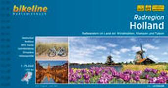 Cover-Bild zu Esterbauer Verlag (Hrsg.): Radregion Holland. 1:75'000
