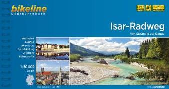 Cover-Bild zu Esterbauer Verlag (Hrsg.): Isar-Radweg. 1:50'000