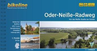 Cover-Bild zu Esterbauer Verlag (Hrsg.): Oder-Neiße-Radweg. 1:75'000