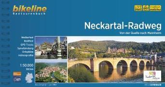 Cover-Bild zu Esterbauer Verlag (Hrsg.): Neckartal-Radweg. 1:50'000