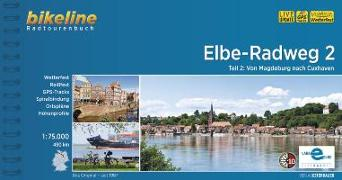 Cover-Bild zu Esterbauer Verlag (Hrsg.): Elbe-Radweg. 1:75'000