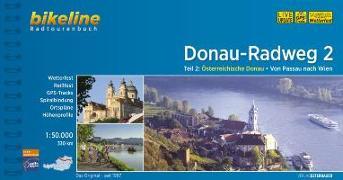 Cover-Bild zu Esterbauer Verlag (Hrsg.): Donauradweg / Donau-Radweg 2. 1:50'000
