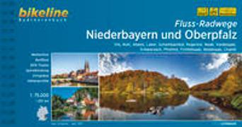 Cover-Bild zu Esterbauer Verlag (Hrsg.): Fluss-Radwege Niederbayern und Oberpfalz. 1:75'000