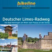 Cover-Bild zu Esterbauer Verlag (Hrsg.): Deutscher Limes-Radweg. 1:60'000