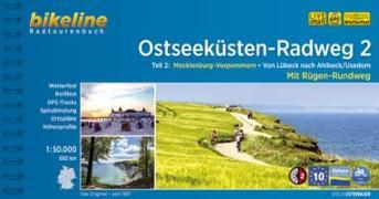Cover-Bild zu Esterbauer Verlag (Hrsg.): Ostseeküsten-Radweg / Ostseeküsten-Radweg 2
