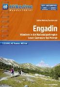 Cover-Bild zu Esterbauer Verlag: Wanderführer Engadin