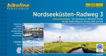 Cover-Bild zu Esterbauer Verlag (Hrsg.): Nordseeküsten-Radweg. 1:75000 / Nordseeküsten-Radweg 3. 1:50'000
