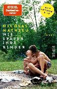Cover-Bild zu Mathieu, Nicolas: Wie später ihre Kinder