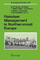 Cover-Bild zu Forbes, Bruce C. (Hrsg.): Reindeer Management in Northernmost Europe (eBook)