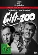 Cover-Bild zu Carl Raddatz (Schausp.): Gift im Zoo