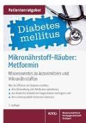 Cover-Bild zu Gröber, Uwe: Mikronährstoff-Räuber: Metformin