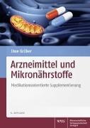 Cover-Bild zu Gröber, Uwe: Arzneimittel und Mikronährstoffe