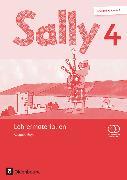 Cover-Bild zu Bredenbröcker, Martina: Sally, Englisch ab Klasse 3 - Ausgabe Bayern (Neubearbeitung), 4. Jahrgangsstufe, Lehrermaterialien mit 2 Audio-CDs und CD-ROM