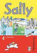 Cover-Bild zu Bredenbröcker, Martina: Sally, Englisch ab Klasse 3 - Allgemeine Ausgabe 2005, 4. Schuljahr, Activity Book, Mit Audio-CD