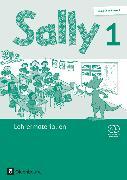 Cover-Bild zu Brune, Jasmin: Sally, Englisch ab Klasse 1 - Ausgabe 2015 für alle Bundesländer außer Nordrhein-Westfalen, 1. Schuljahr, Lehrermaterialien mit CD-ROM und 2 CDs