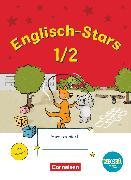 Cover-Bild zu Brune, Jasmin: Englisch-Stars, BOOKii-Ausgabe, 1./2. Schuljahr, Übungsheft, Mit Lösungen