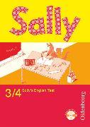 Cover-Bild zu Bredenbröcker, Martina: Sally, Englisch ab Klasse 3 - Allgemeine Ausgabe 2005, 3./4. Schuljahr, Sally's English Test, Lernstandskontrollen mit Audio-CD