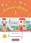 Cover-Bild zu Brune, Jasmin: Ferien-Stars, 1. Schuljahr, Übungsheft, Mit Lösungen