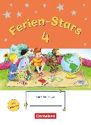 Cover-Bild zu Brune, Jasmin: Ferien-Stars, 4. Schuljahr, Übungsheft, Mit Lösungen