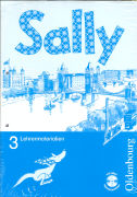 Cover-Bild zu Bredenbröcker, Martina: Sally, Englisch ab Klasse 3 - Allgemeine Ausgabe 2005, 3. Schuljahr, Lehrermaterialien mit CDs