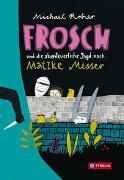 Cover-Bild zu Roher, Michael: Frosch und die abenteuerliche Jagd nach Matzke Messer