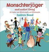 Cover-Bild zu Monschterjäger ond anderi Brüef. CD