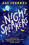 Cover-Bild zu Sparkes, Ali: Night Speakers