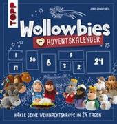 Cover-Bild zu Ganseforth, Jana: Wollowbies Adventskalender